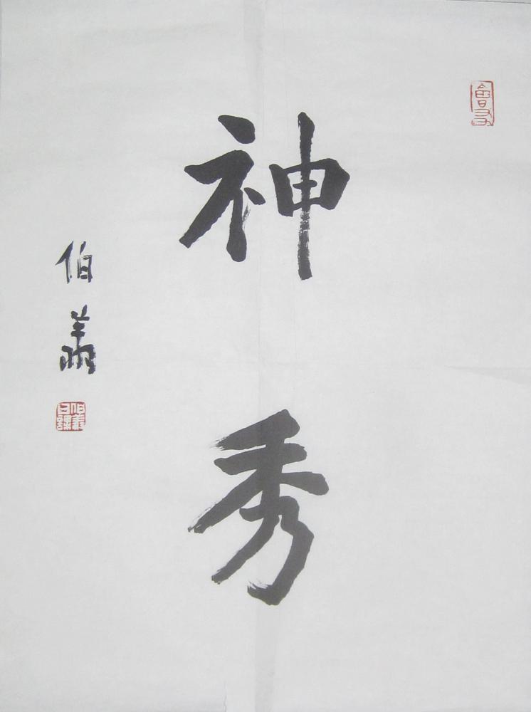 孙伯翔作品图片